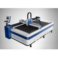 Buy cheap High Efficiency Automatic Fiber Laser Cutting Machine , Laser Cutting Systems from wholesalers