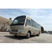 Quality Passenger Vehicle Chassis Buses For School , Mitsubishi Minibus Cummins Engine wholesale