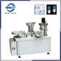 China KGL 60 Glass Bottle or Plastic Bottle Vial Automatic Chuck Capping Machine for sale