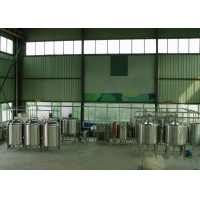 Sterlized Dairy Processing Machinery FDA Production Line for sale