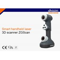 Buy cheap Friendly Operation Smart Handheld 3D Scanner ZGScan Used In Industrial Design from wholesalers