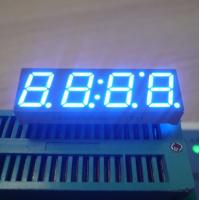 "Buy cheap STB 0.39"" Digital Clock Led Display 4 Digit Diffused Epoxy Grey Surface Long from wholesalers"