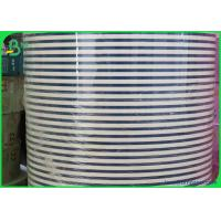 Best 60 and 120 gsm drinking straw paper rolls in white black and 1 - Color printing wholesale