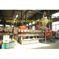Quality High Capacity Automatic XPS Extrusion Machinery 95T/300 for Styrofoam Insulation Board wholesale