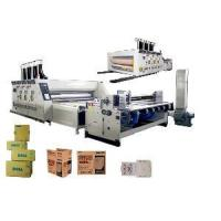 Best Automatic Flexo Printing and Die Cutting Machine wholesale