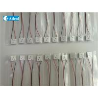Best Mini TEC  Peltier Thermoelectric Modules With 3 Hole For Precise Temperature Control wholesale