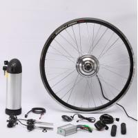 China Hot selling 36v 48v 250w 350w electric bicycle conversion kit Ebike kit with sine wave controller on sale