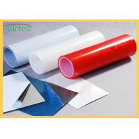 Best Durable Black And White Stainless Steel Protective Film Self Adhesion Anti Scratch wholesale