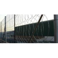 Best High Tensile Security Razor Wire Fencing Sun Resistant For Railways / Highways wholesale