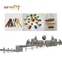 Buy cheap New Design Pet Food Machine Dog Treat Extruding Machine Supplier With CE from wholesalers