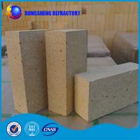 Quality High grade bauxite insulating firebrick / High Alumina Refractory Brick For Furnace wholesale