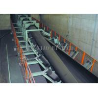 Best Industrial 4 - 30mm Thick Pipe Conveyor Belt Rubber Rolling Type / Hanging Type wholesale