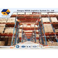 Cheap Adjustable Storage Selective Pallet Racking System for sale