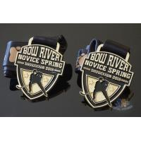 Best Gifts Hockey Custom Sports Medals And Medallions Soft Eanemal With Logo And Ribbon wholesale