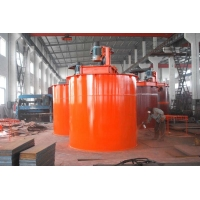 Automatic Impeller Agitation Tank For Mixing Chemicals With Ores for sale