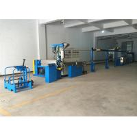 Best 500 M/ Min Cable Extruder Machine Sheathing Extrusion Line For Unground Cable wholesale