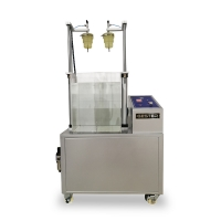 China 2 Test Position GB/T 20991 Penetration Testing Machine For Shoe Lining for sale