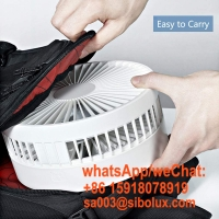 China rechargeable small table dc stand portable desktop foldable electric fan price portable floor fan for sale