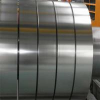 Best Q195 / Q235 Cold Rolled Steel Strip , High Strength Hot Dip Galvanized Coils wholesale