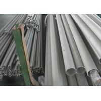 Best Shock Resistant Thin Wall Steel Pipe Q195 / Q235 28mm Mild Steel Tube Easy Installation wholesale