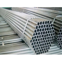 Buy cheap Round 0.25mm Q195 Welding Galvanized Steel Pipe For Liquid from wholesalers