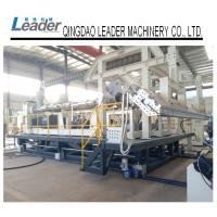 Best Laminated PVC Roof Membrane Sheet Extrusion Line 0.5-6mm Thickness wholesale