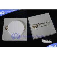 Buy cheap 4D Multilayer Zirconia Blanks / 4 Gradients Multilayer 43 To 49% Translucent from wholesalers