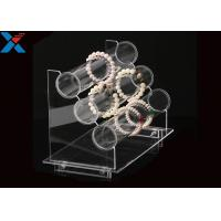 Best Transparent Acrylic Display Rack Jewelry Bracelet Watch Display Stand Durable wholesale