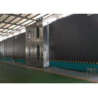 Best Low E Insulating Glass Production Line Frequency Control With 6 Soft Hair Brushes wholesale
