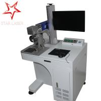 Cheap Fiber Laser Printing Machine For Led Lamp Cup, Laser Printing Machine for sale
