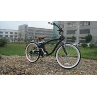Buy cheap 25km / h Max Speed fast electric bike  , 250W Brushless Motor powered bicycle from wholesalers