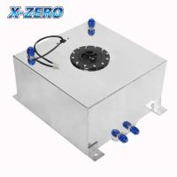 Quality Racing Parts 10 Gallon Aluminum Fuel Cell With 0-90 Ohm Fuel Level Sender wholesale