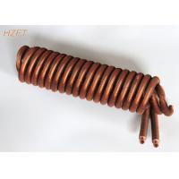 Best Integral Copper / Cupronickel Condenser Coils as Heat Exchanger in Automotive and Machinery wholesale