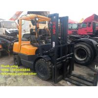 Best second hand  TCM Forklift 3 Ton  , tcm used 3 ton diesel forklift for sale wholesale