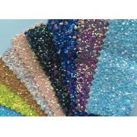 """Best Fashion Chunky Glitter Fabric 3D Glitter Fabric For Hairbows 54/55"""" Width wholesale"""