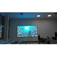 Best P4 1R1G1B Indoor Full Color LED Display Synchronized With Computer Monitor wholesale