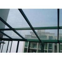 Best Edge Polished Clear Laminated Safety Glass For Construction Glass Sample Available wholesale