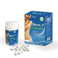 Quality Weight Management Supplements BURN 7 Herbal Slimming Capsule Tablets wholesale