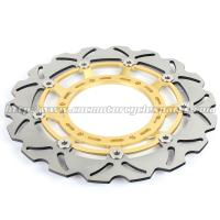 Quality 320mm Durable Wave Floating Motorcycle Brake Discs for Yamaha XT600X wholesale