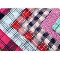 Comfortable Cotton Yarn Dyed Fabric Home Textile Fabric 100gsm