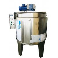 Best SSS304 Material Chocolate Melting Machine Customized Voltage For Cream wholesale