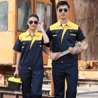 Best Short Sleeves ODM Coverall Work Suit Flame Retardant wholesale