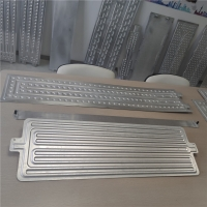 Best Brazing 3003 CNC Aluminium Plate For HEV Vehicle Lead Acid Batteries wholesale