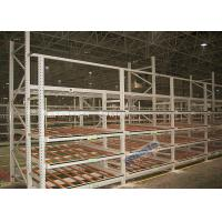 Quality Q235B Steel Shelving Racks Carton Storage Rack 100-1000 Kg Per Level. wholesale