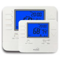 Buy cheap LCD Display Heat Pump Multi Stage 24 V Underfloor Heating HVAC Thermostat from wholesalers