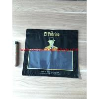 Best Large - Capacity  Cigar Plastic Bags Sponge Humidification System Hold Ten  Cigarette wholesale