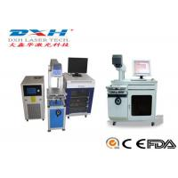 Buy cheap 20W CNC YAG Laser Marking Machine / Equipment For Memory Card ≤7000mm/S Speed from wholesalers