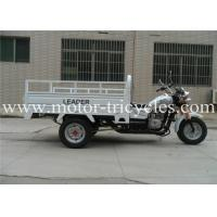 Quality Air Cooling Engine Eec Tricycle Three Wheel , Cargo Motor Tricycle Optional Color wholesale
