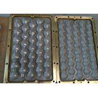 Best High Performance Pulp Molding Dies / Egg Tray Mold For Molded Fibre Packaging wholesale