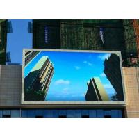 Best 1RGB Outdoor Full Color Led Signs , P5 Programmable Led Display 1/8 Scanning Mode wholesale